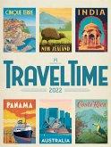 Travel Time Kalender - Reise-Plakate 2022