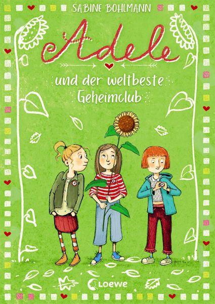 Buch-Reihe Adele Anders