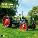 Traktoren 2022 Broschürenkalender