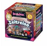 Carletto 2094936 - Brain Box, Zeitreise, Lernspiel, Denkspiel, Gedächtnisspiel, Konzentrationsspiel