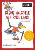 Duden Minis (Band 40) - Kleine Malspiele mit Rabe Linus / VE3