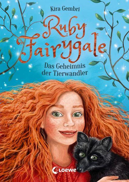 Buch-Reihe Ruby Fairygale