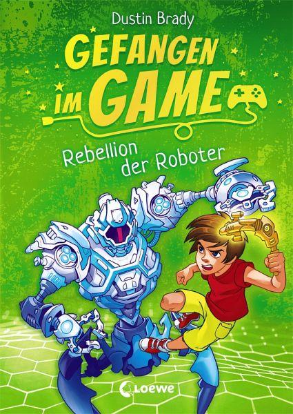 Buch-Reihe Gefangen im Game