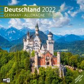 Deutschland 2022 Broschürenkalender