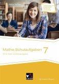 mathe.delta 7 Schulaufgaben Bayern