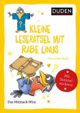 Duden Minis - Kleine Leserätsel mit Rabe Linus