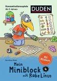 Mein Miniblock mit Rabe Linus - Konzentrationsspiele