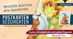 Fuchs Strubbelrute und seine Freunde 05 - Das große Fest - Schmidt, Leon Alexander