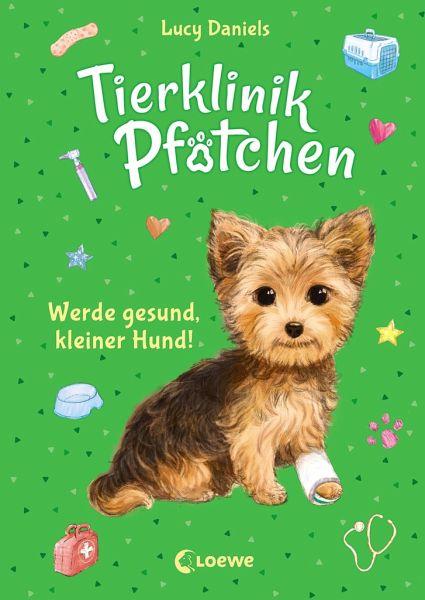 Buch-Reihe Tierklinik Pfötchen