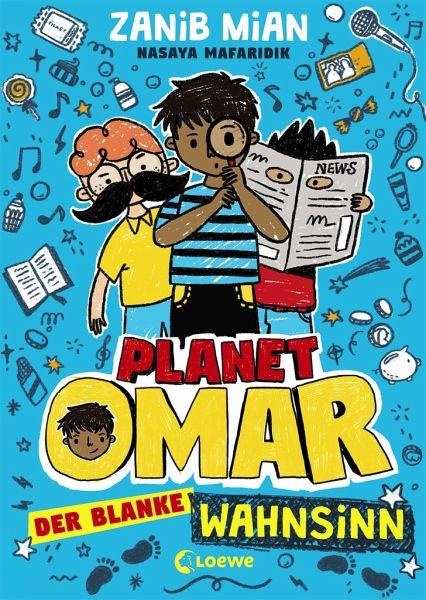 Buch-Reihe Planet Omar