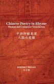 Chinese Poetry in Rhyme