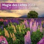 Magie des Lichts 2022 Broschürenkalender