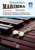 Garantiert Marimba lernen, m. 1 CD-ROM, 2 Teile