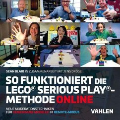 So funktioniert die Lego® Serious Play®-Methode online - Blair, Sean