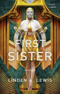 The First Sister, 1 - Lewis, Linden A.