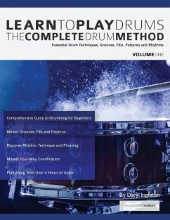 Learn To Play Drums - Ingleton, Daryl
