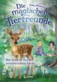 Ria Rehkitz und die verschwundene Karte / Die magischen Tierfreunde Bd.16
