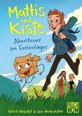 Mattis & Kiste - Abenteuer im Ferienlager