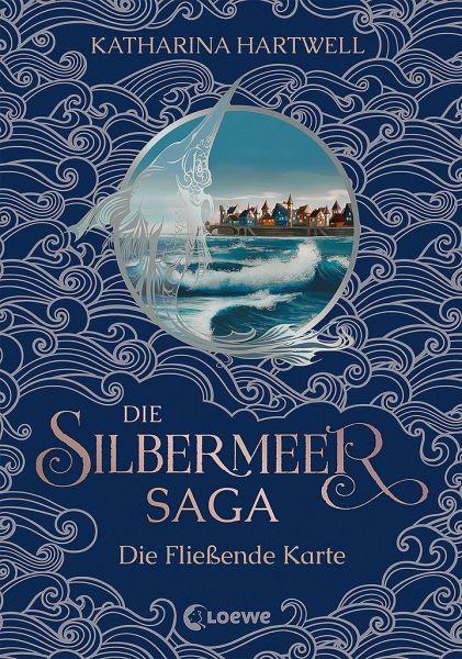 Buch-Reihe Die Silbermeer-Saga