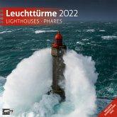 Leuchttürme 2022 Broschürenkalender