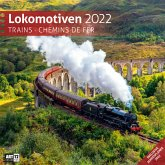 Lokomotiven 2022 Broschürenkalender