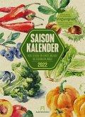 Saisonkalender Gemüse & Obst 2022