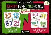 Clever Spielen - Meine große KartenLernSpiel-Box - Das kleine Einmaleins/Plus und Minus bis 100