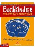 Buchkinder - Wochenplaner 2022