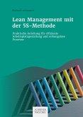 Lean Management mit der 5S-Methode (eBook, ePUB)