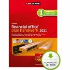 Lexware financial office plus handwerk 2021 - Jahresversion (365 Tage) (Download für Windows)