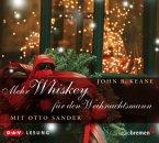Mehr Whiskey für den Weihnachtsmann, 1 Audio-CD (Mängelexemplar)