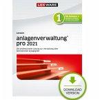 Lexware anlagenverwaltung pro 2021 - Jahresversion (365 Tage) (Download für Windows)