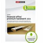 Lexware financial office premium handwerk 2021 - Jahresversion (365 Tage) (Download für Windows)