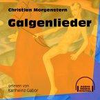 Galgenlieder (Ungekürzt) (MP3-Download)