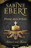 Herz aus Stein / Schwert und Krone Bd.4 (Mängelexemplar)