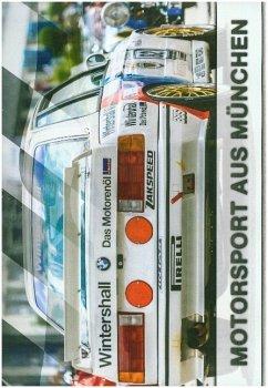 Motorsport aus München (Wandkalender 2021 DIN A3 quer)