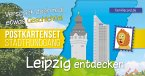 Leipzig entdecken. Postkartenset Stadtrundgang
