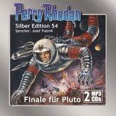 Finale für Pluto / Perry Rhodan Silberedition Bd.54 (2 MP3-CDs)