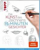 Die Kunst des Zeichnens 15 Minuten - Gesichter. SPIEGEL Bestseller