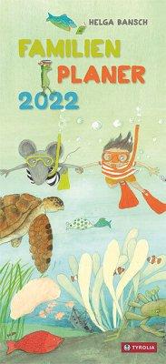 Helga Bansch Familienplaner 2022