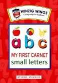 My First Carnet-small letters (eBook, ePUB)