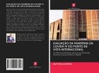 AVALIAÇÃO DA PANDEMIA DA COVIDA 19 DO PONTO DE VISTA INTERNACIONAL