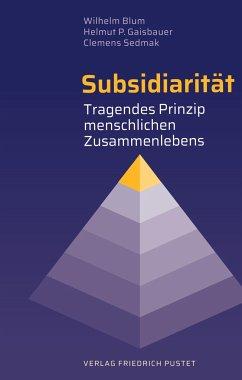 Subsidiarität - Blum, Wilhelm