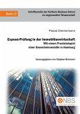 Exposé-Prüfung in der Immobilienwirtschaft. Mit einem Praxisbeispiel einer Gewerbeimmobilie in Hamburg (eBook, PDF)