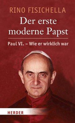 Der erste moderne Papst (Mängelexemplar) - Fisichella, Rino