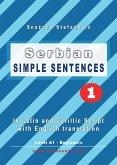 Serbian: Simple Sentences 1 (eBook, ePUB)
