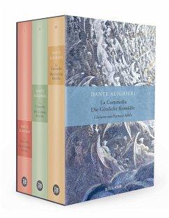 La Commedia / Die Göttliche Komödie - Dante Alighieri