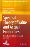 Spectral Theory of Value and Actual Economies: Controllability, Effective Demand, and Cycles