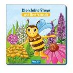 Trötsch Die kleine Biene Buch mit Fingerpuppe