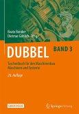 Dubbel Taschenbuch für den Maschinenbau 3: Maschinen und Systeme (eBook, PDF)